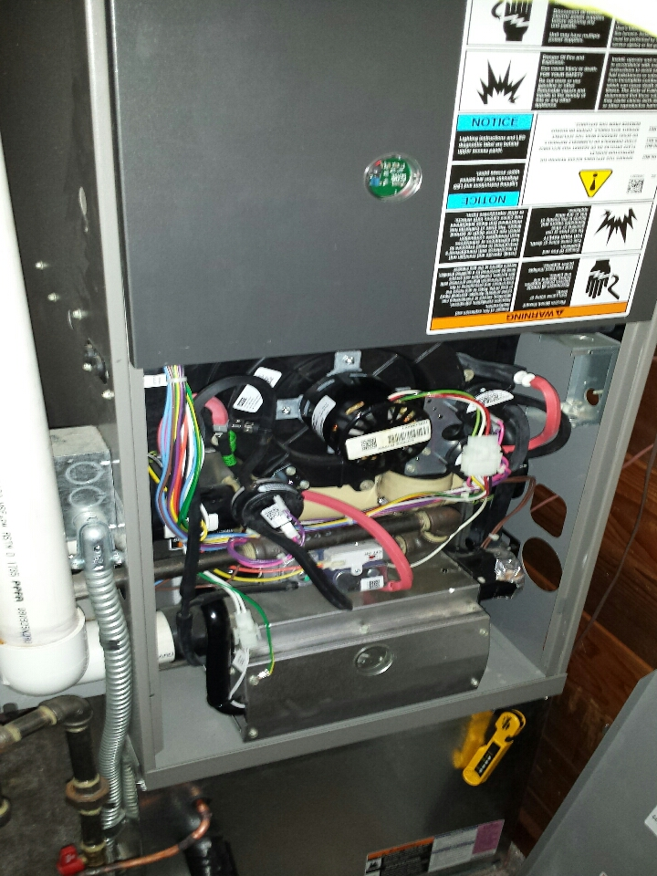 Monroe, WA - Gas Furnace and Air Conditioner repair.