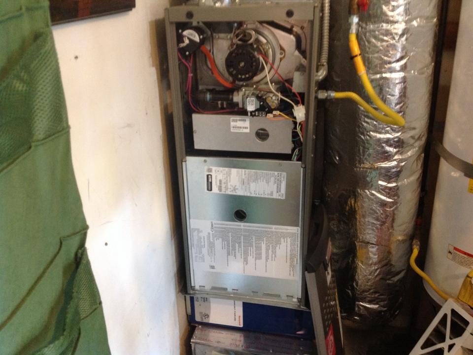Monroe, WA - Lennox gas furnace service monroe