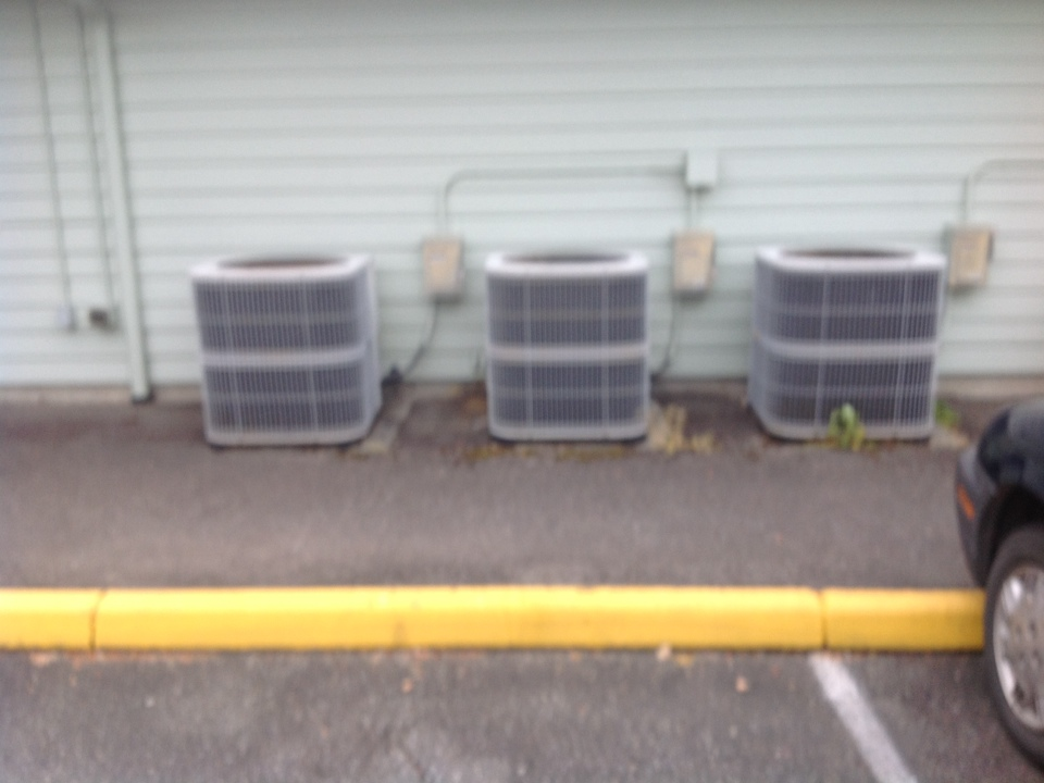 Monroe, WA - Commertial air conditioning service monroe