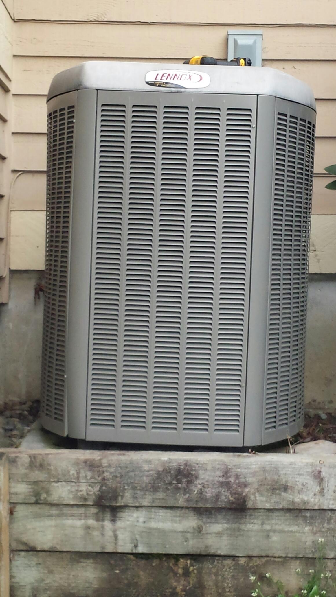 Monroe, WA - AC repair.