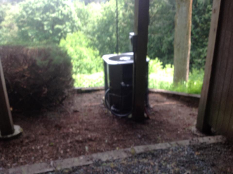 Monroe, WA - Lennox heatpump and air conditioner service monroe