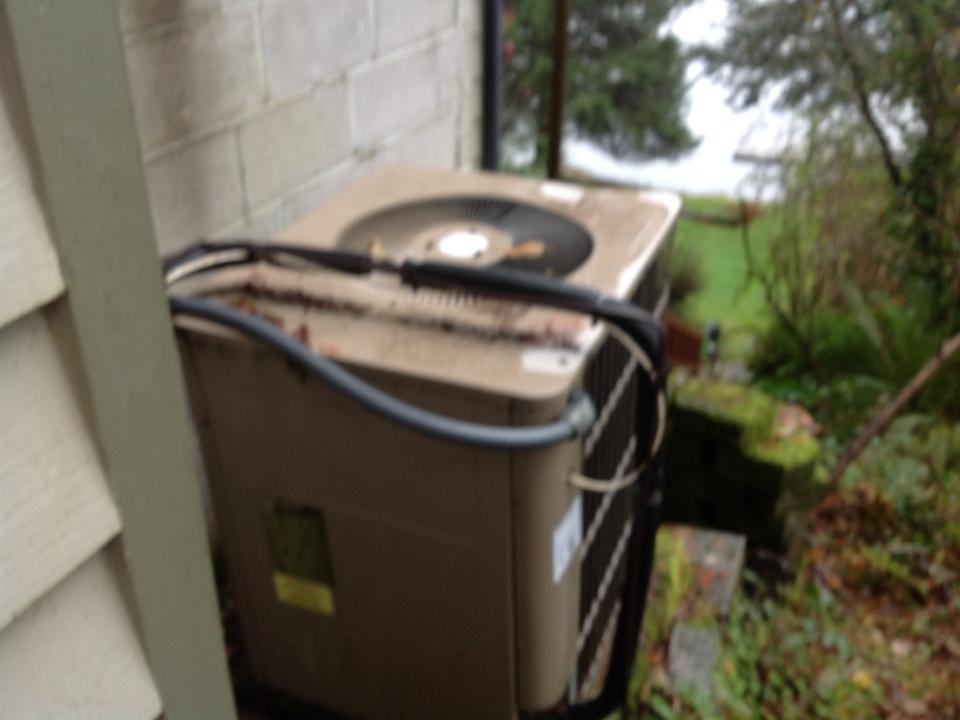 Monroe, WA - Lennox air conditioning service monroe