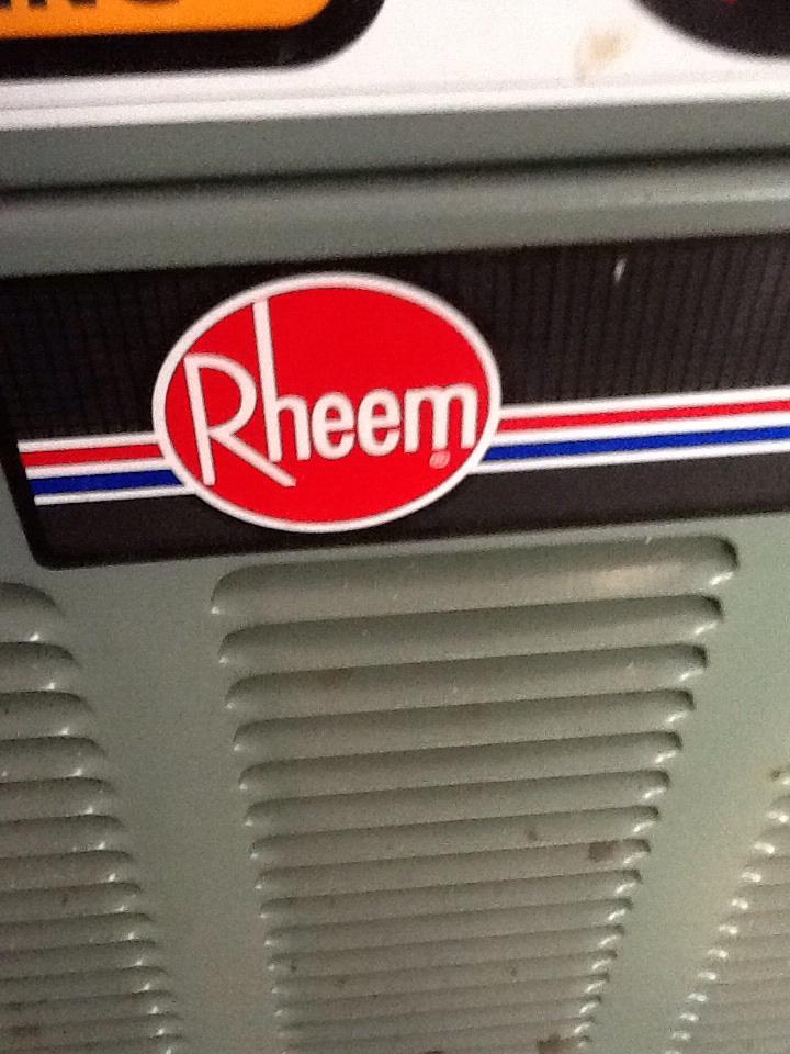 Monroe, WA - Tune up on a Rheem gas furnace in Monroe