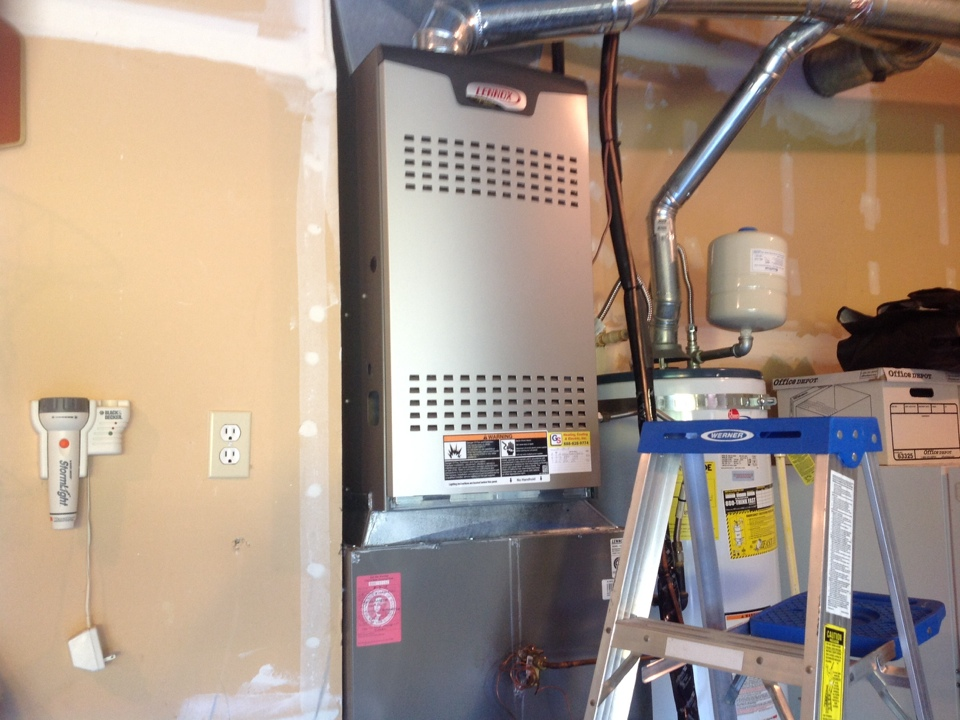 Carnation, WA - Lennox heat pump and air conditioning service Carnation