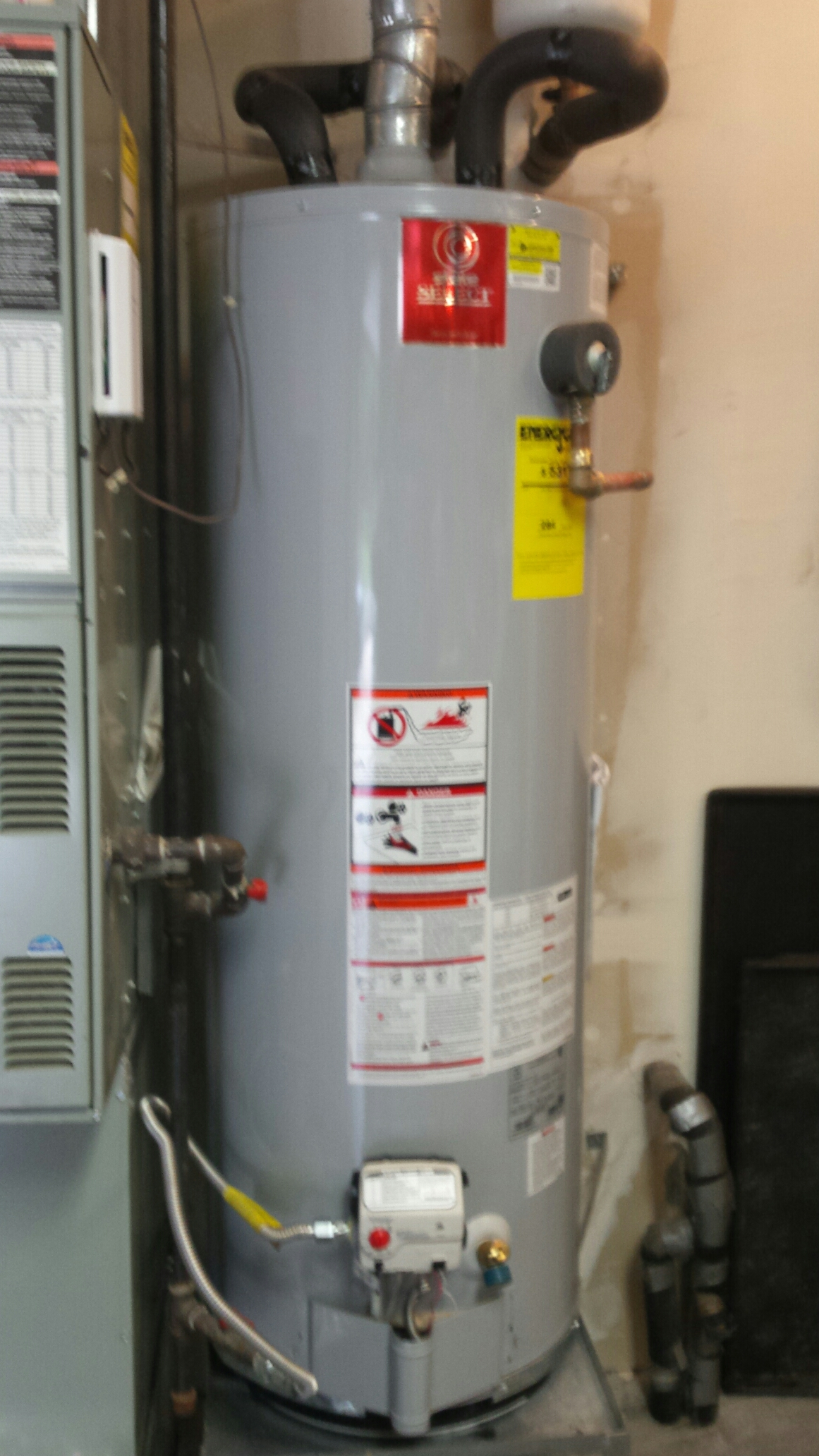 Monroe, WA - Diagnostic on a residential water heater.