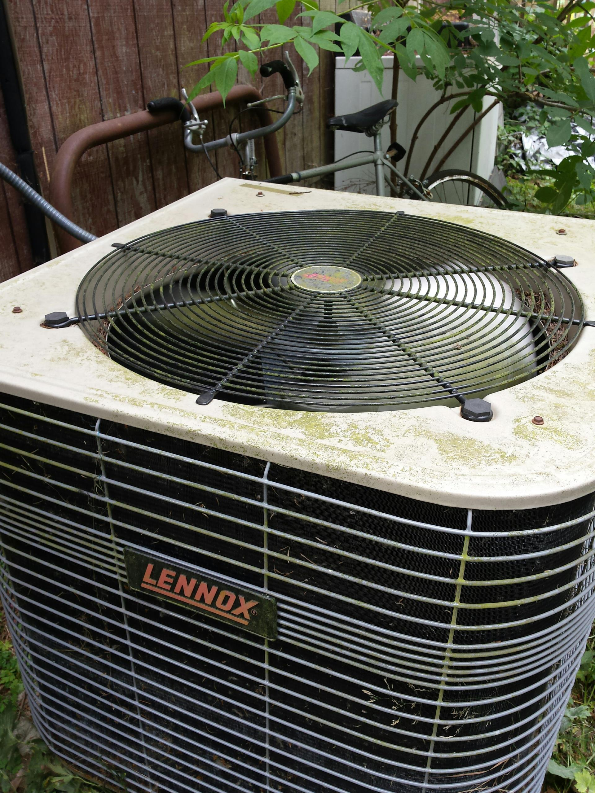 Monroe, WA - Repairing a residential heat pump in air conditioning.