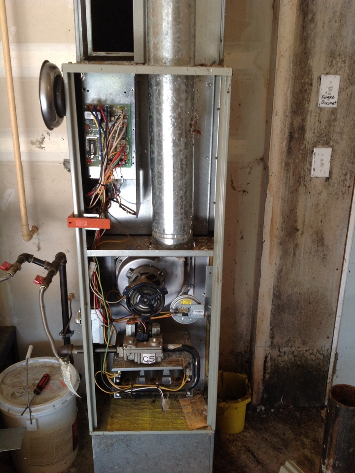 Monroe, WA - Repair Lennox gas furnace in Monroe,Wa