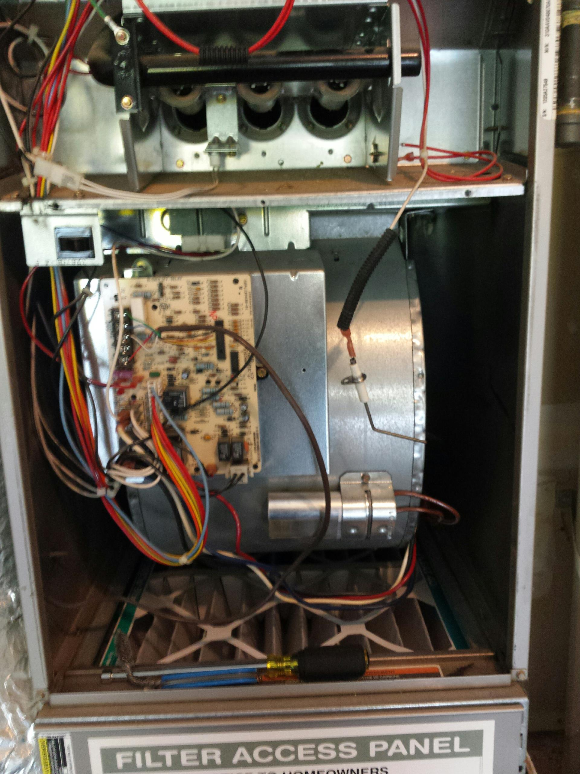 Monroe, WA - Gas Furnace service and repair.
