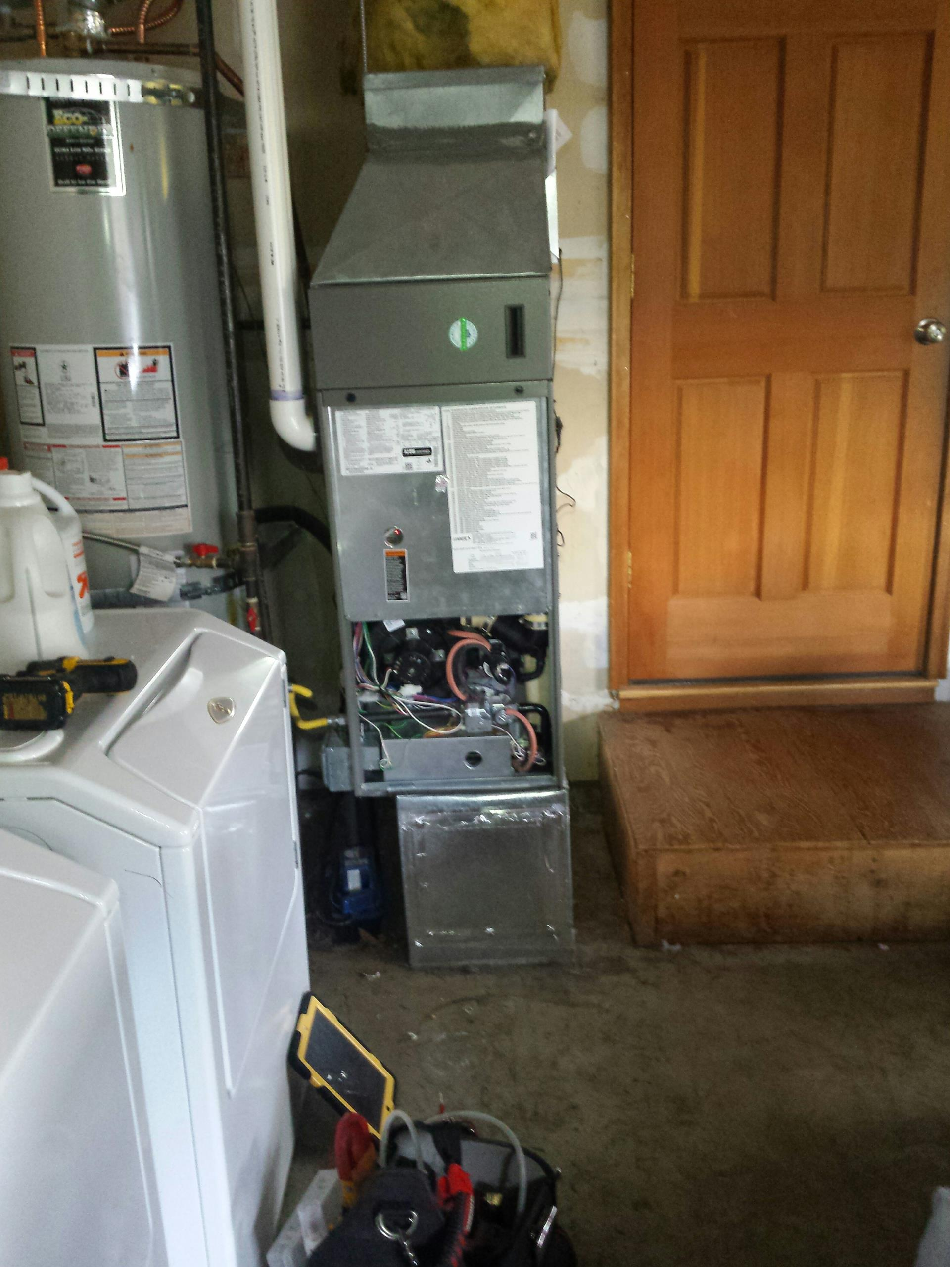 Redmond, WA - Gas Furnace service and repair