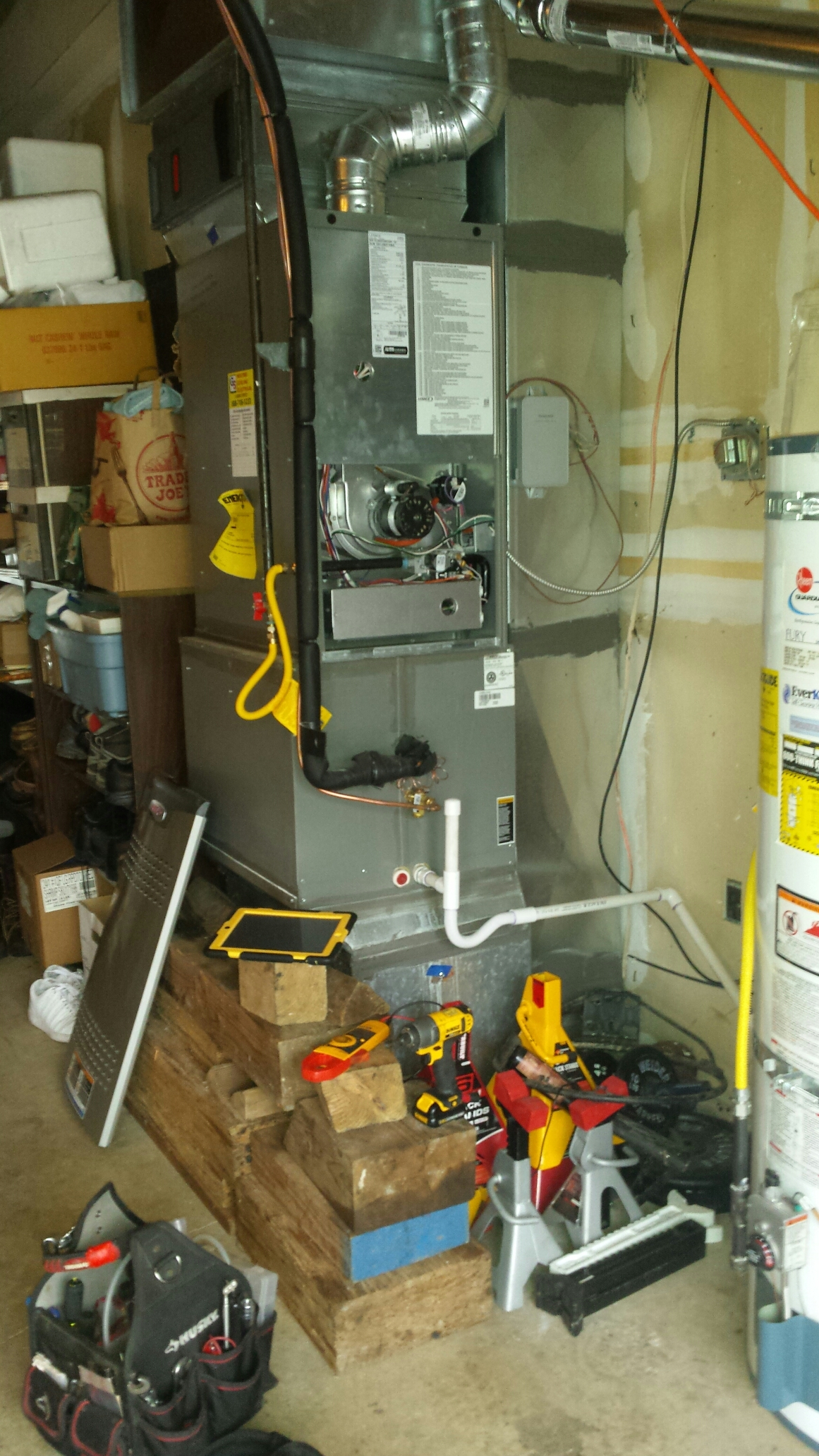 Monroe, WA - Heat Pump service and repair