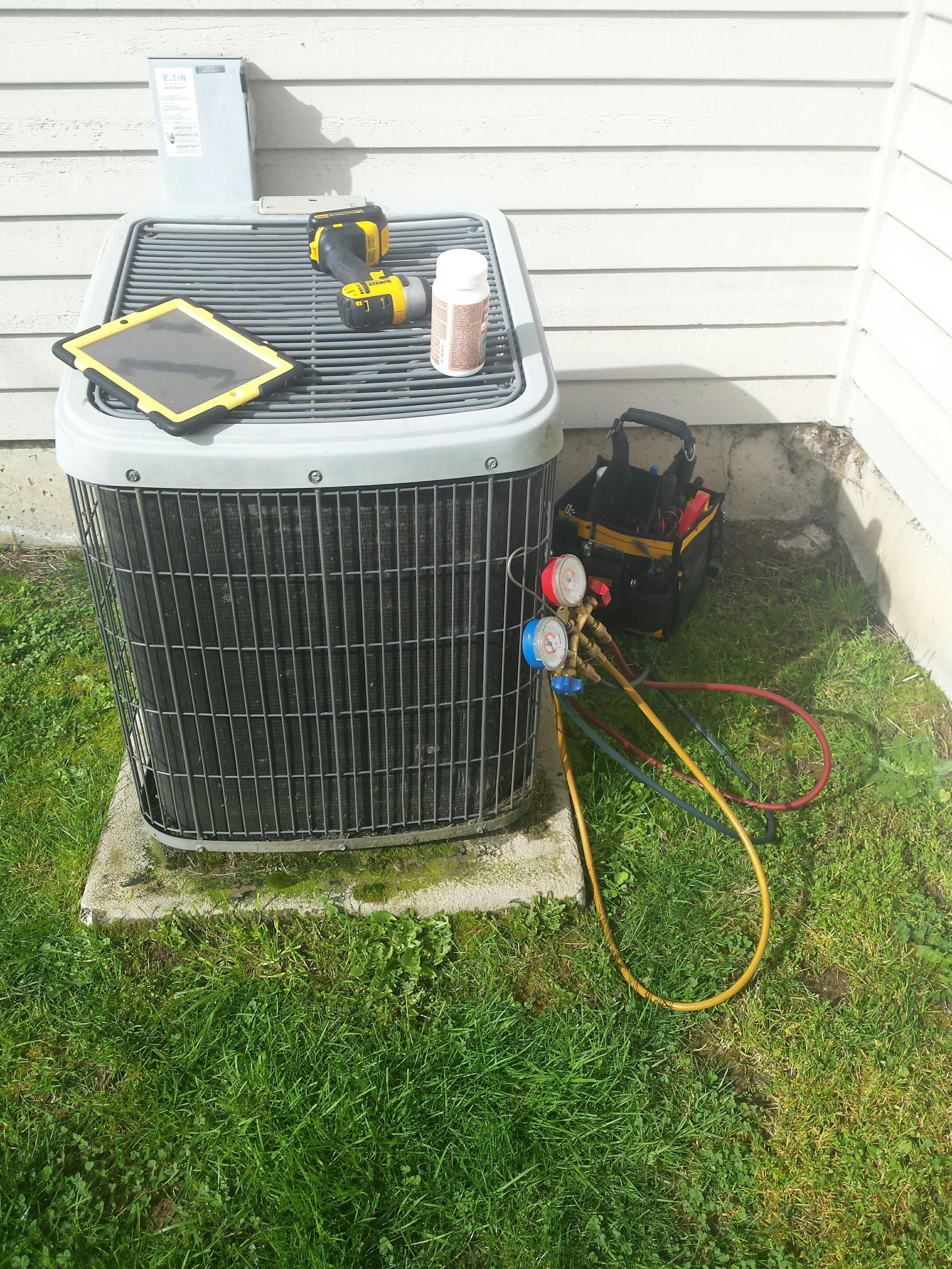 Carnation, WA - Air Conditioner service and repair