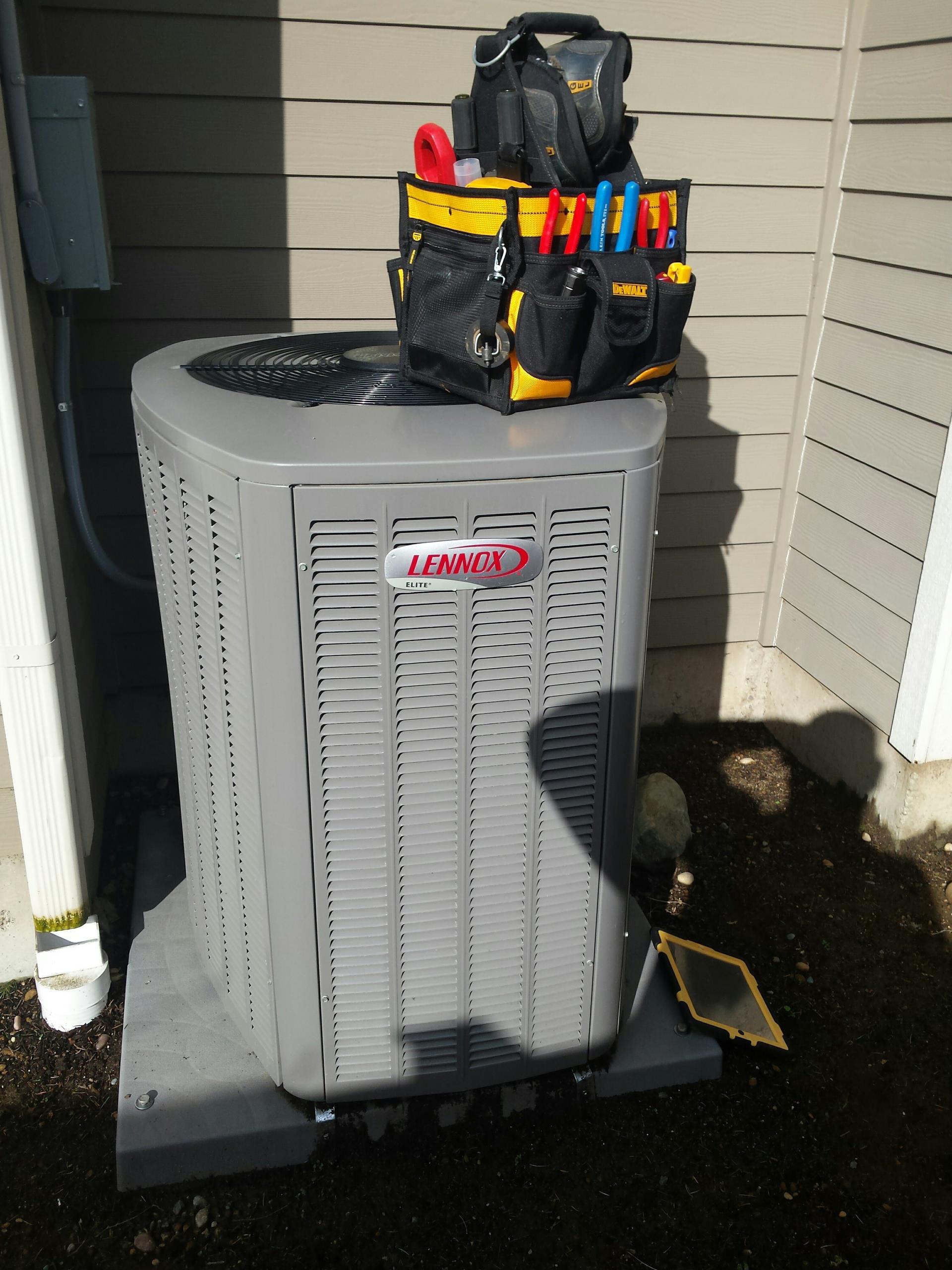 Shoreline, WA - Air Conditioner service and repair
