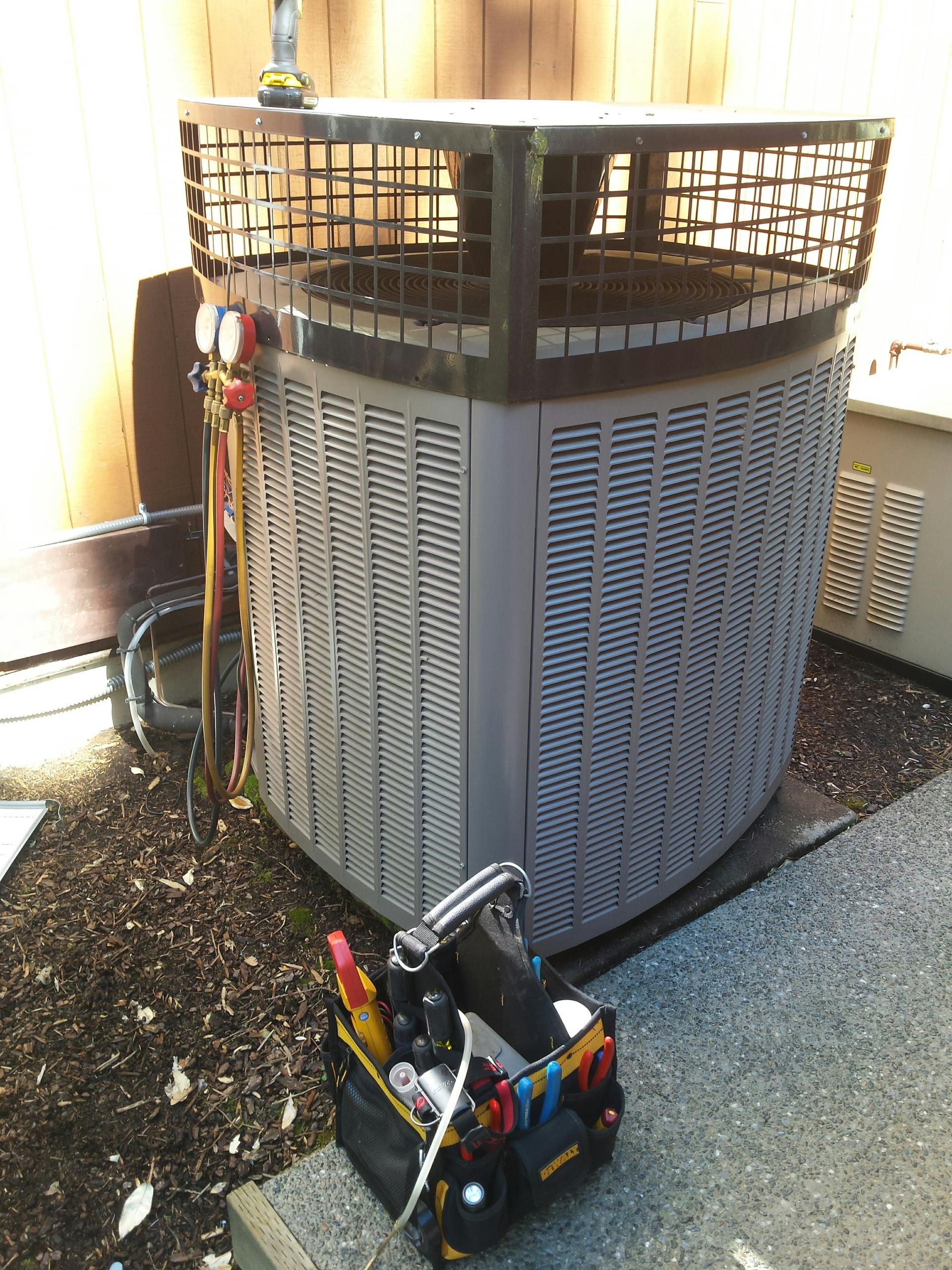 Redmond, WA - Heat Pump service and repair