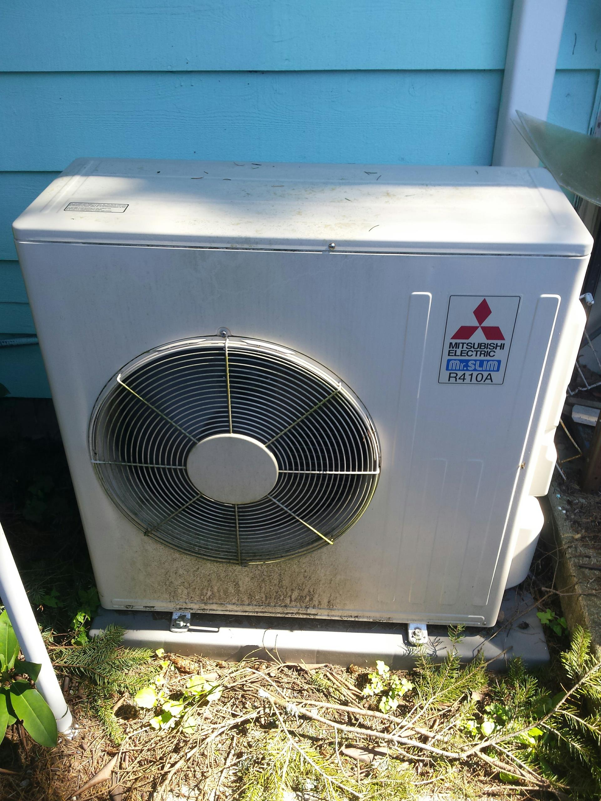 Shoreline, WA - Ductless Heat Pump service and repair