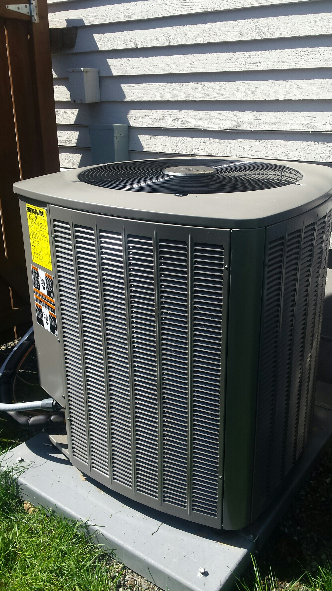 Kirkland, WA - Completed maintenance on a residential duel fuel system in Kirkland.