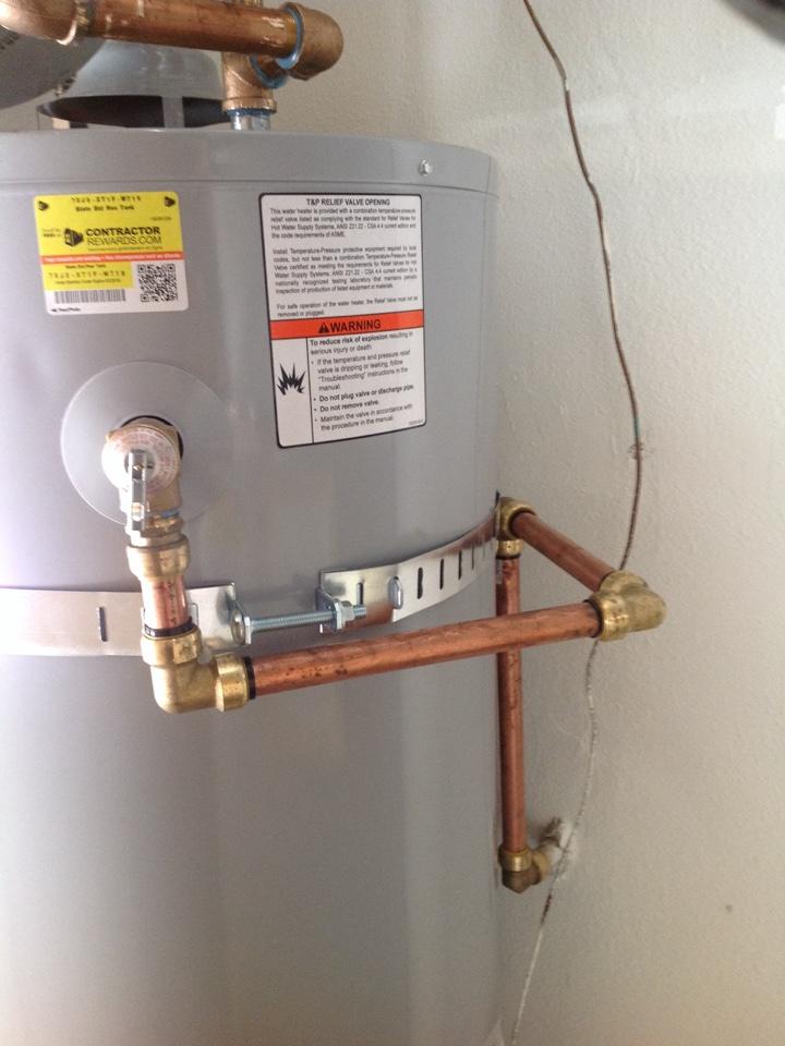 Monroe, WA - Replace water heater in Monroe