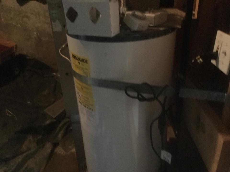 Monroe, WA - Rudd water heater leak Monroe