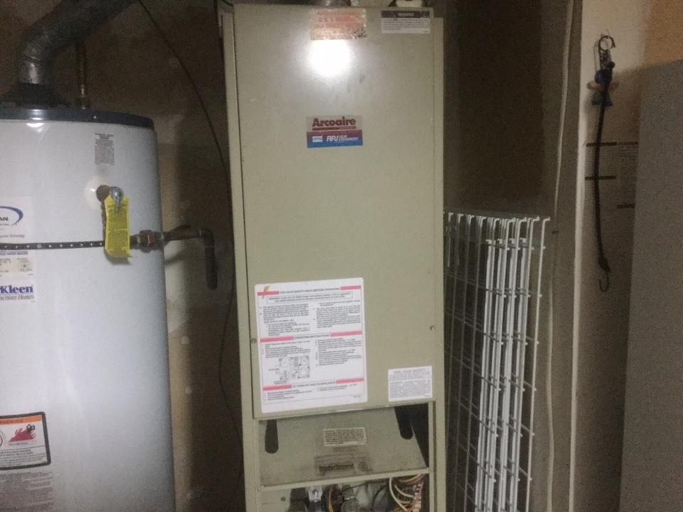 Monroe, WA - Arcoaire air gas furnace repair Monroe