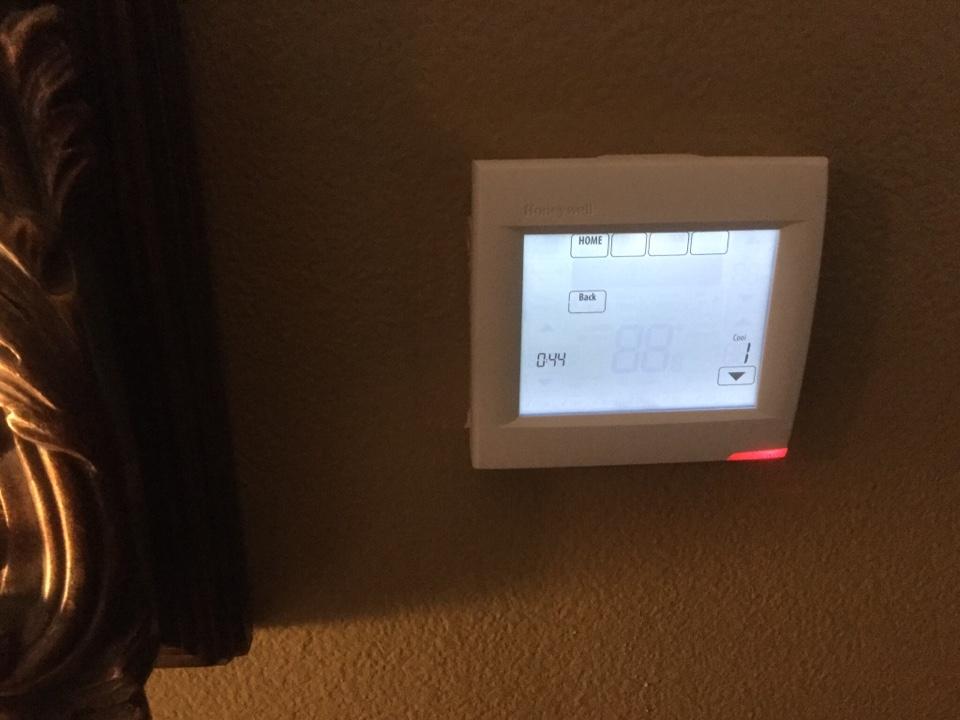 Monroe, WA - Honeywell thermostat replacement Monroe