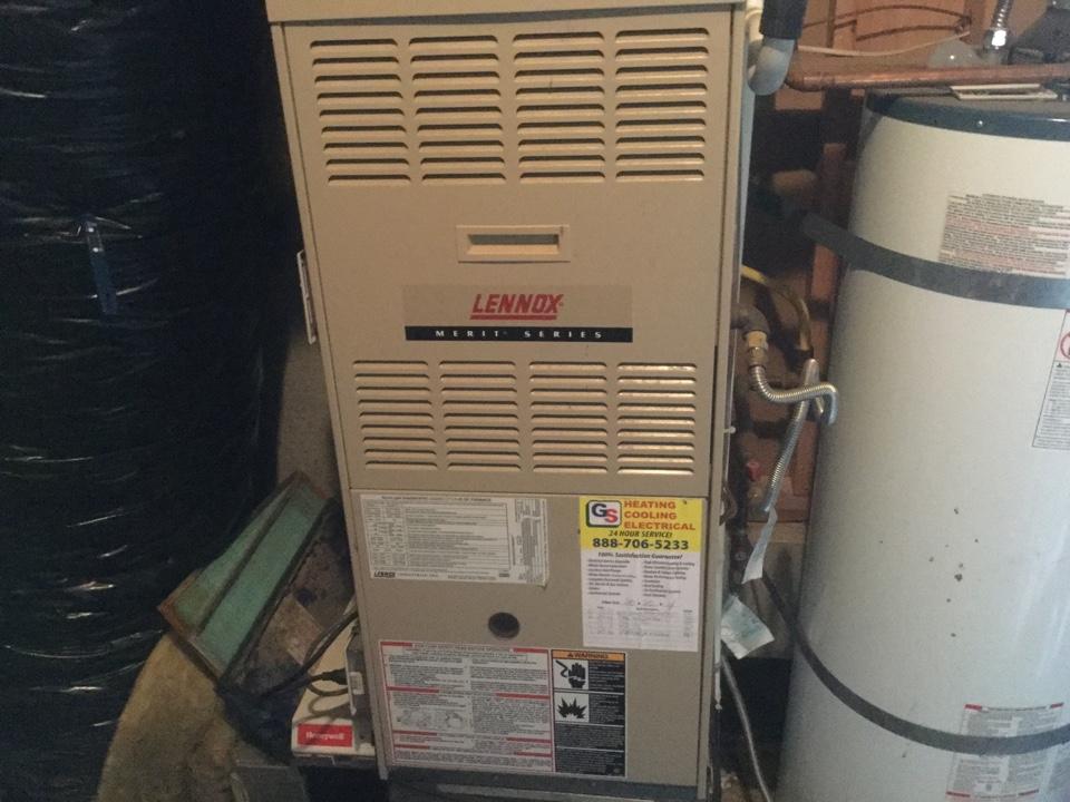 Monroe, WA - Lennox gas furnace condensate repair. Monroe