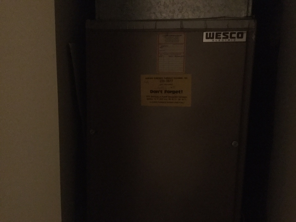 Kirkland, WA - Wesco furnace repair Kirkland