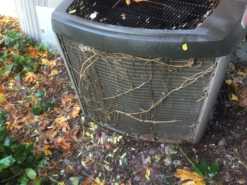 Bellevue, WA - Lennox heat pump repair Bellevue