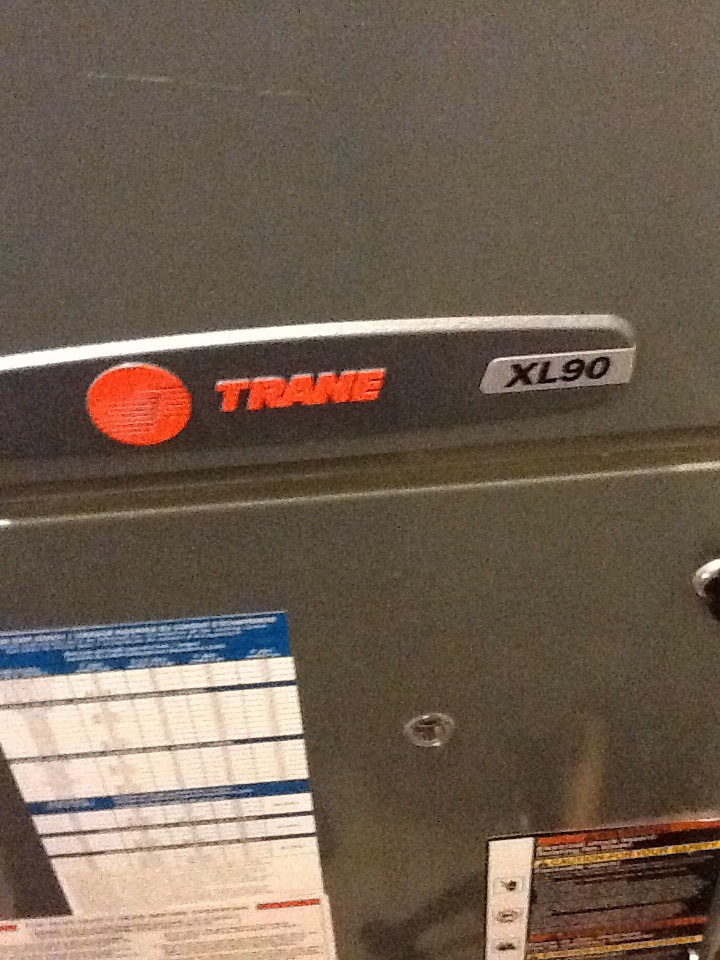 Kirkland, WA - Maintenance on a TRANE gas furnace in Kirkland