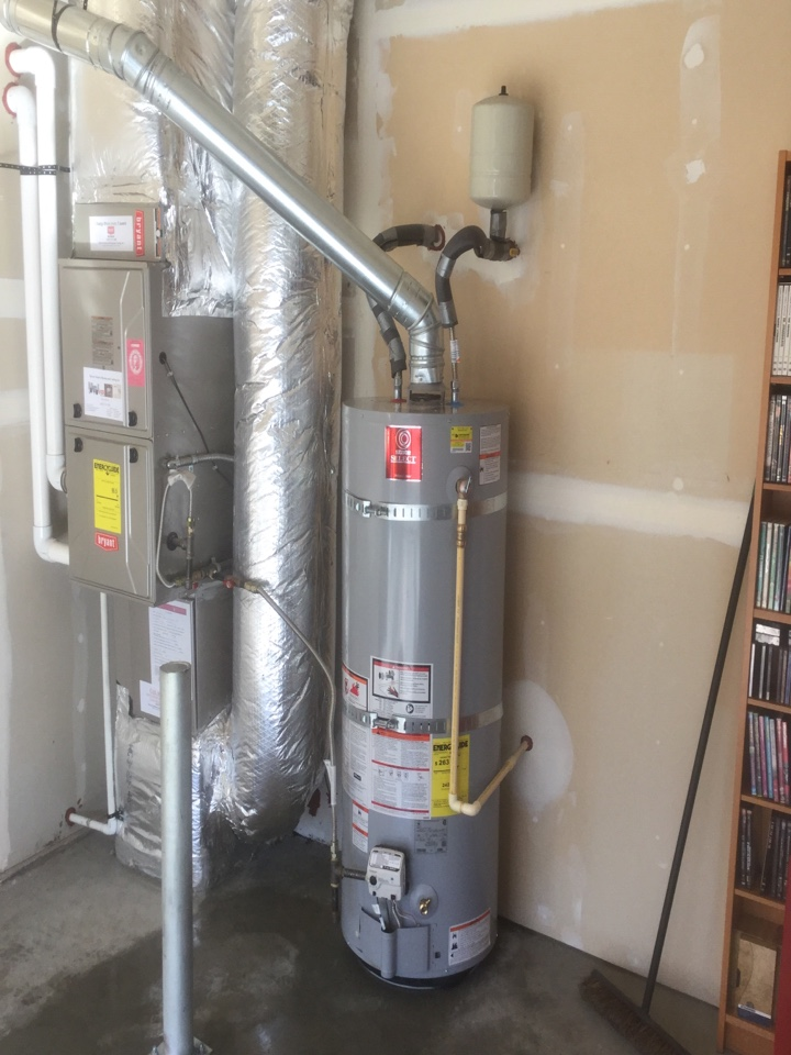 Bothell, WA - Installing a State hot water heater in Bothell, Washington