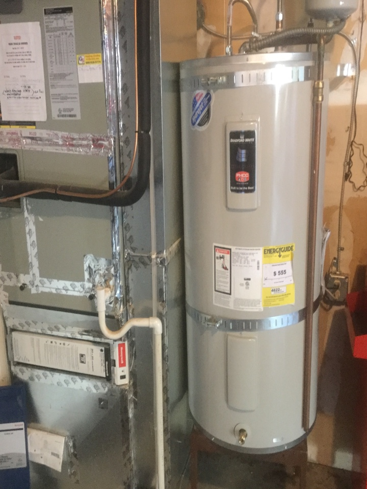 Edmonds, WA - Bradford white water heater replacement Edmonds