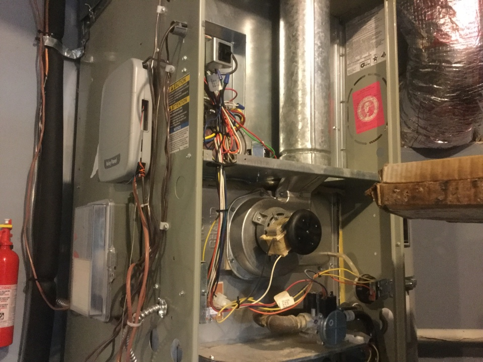 Snohomish, WA - Bryant gas furnace sales inspection and tune up. snohomish