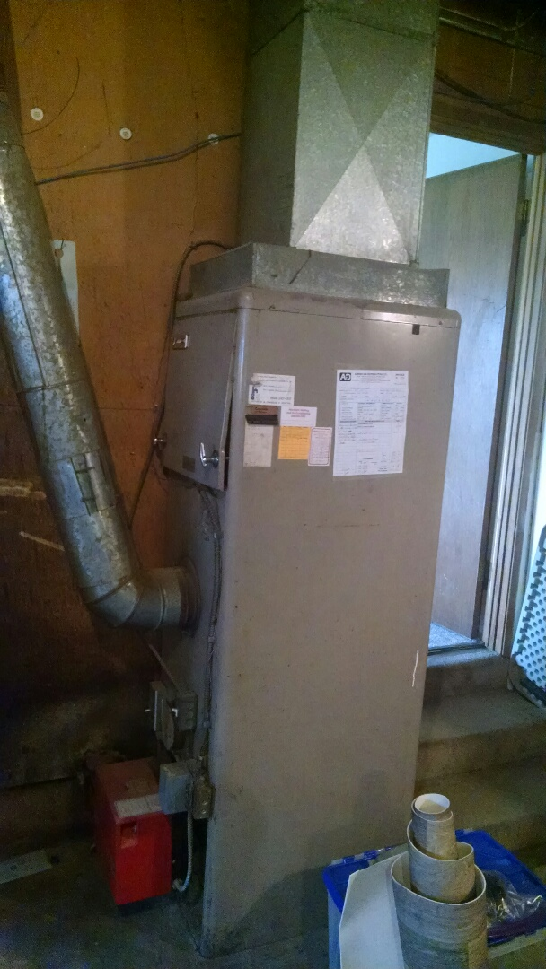 Bothell, WA - Installation of Lennox heat pump in Edmonds