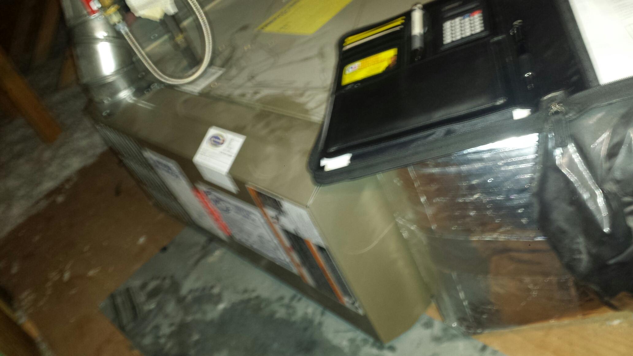 Lynnwood, WA - Repairing Bryant furnace in Lynnwood.