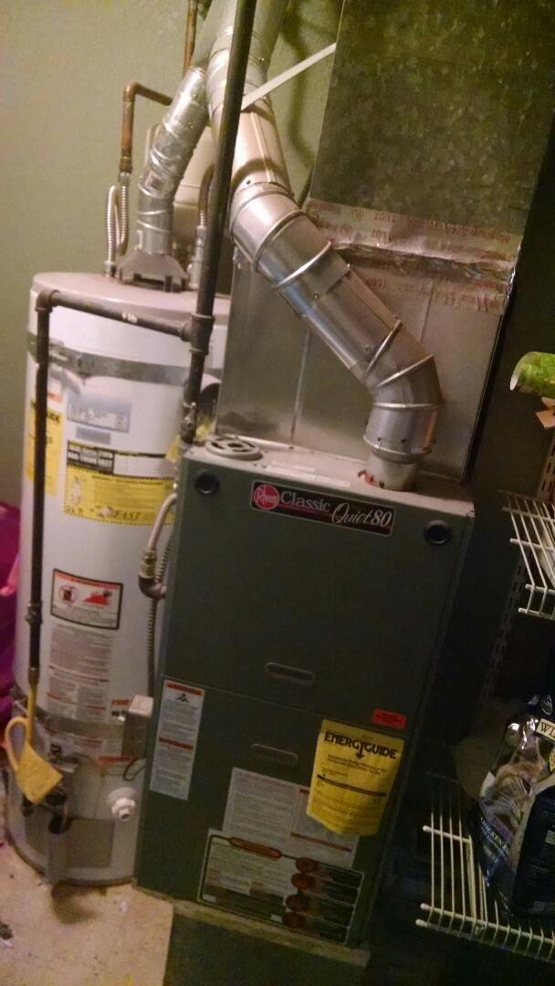 Installation of Lennox Air conditioning in Lynnwood