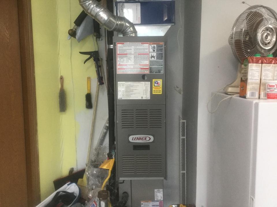 Monroe, WA - Lennox gas furnace maintenance and Ignitor replacementMonroe, WA