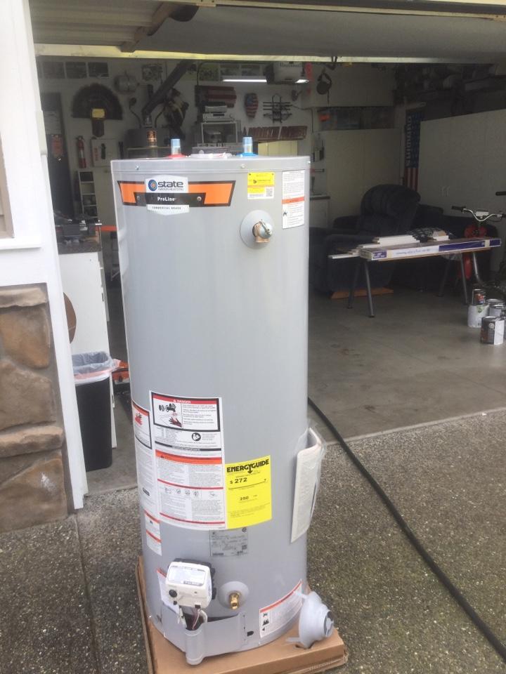 Monroe, WA - State water heater repair Monroe