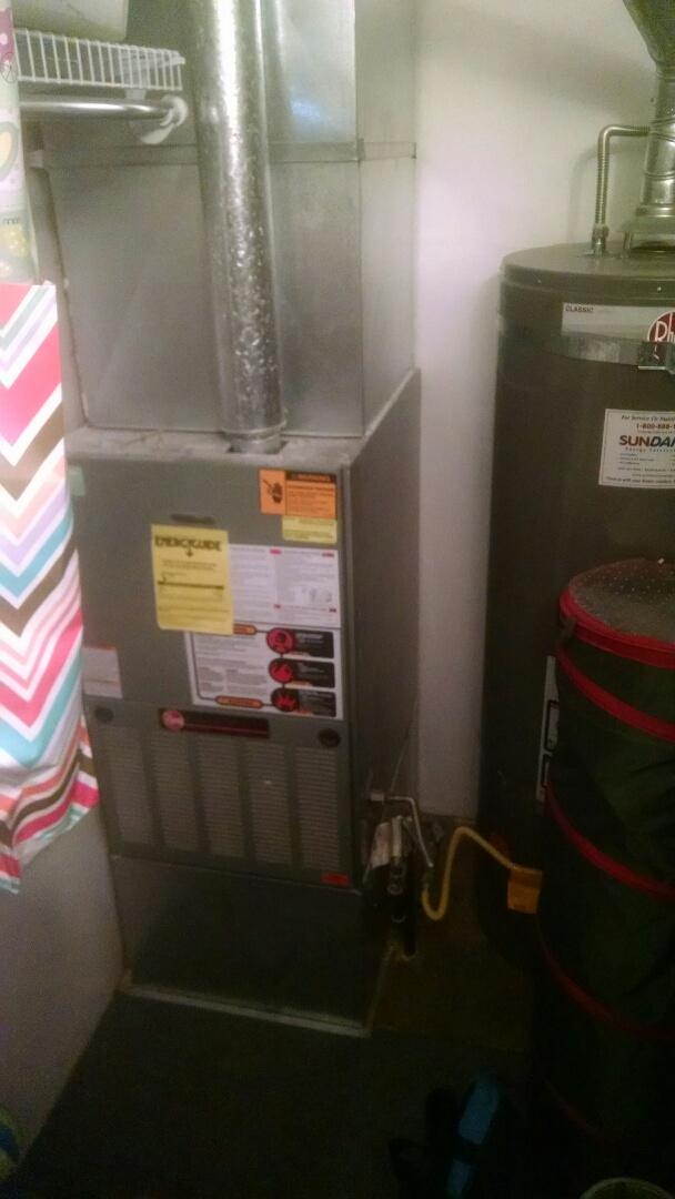 Monroe, WA - Installation of Lennox Air conditioning in Monroe