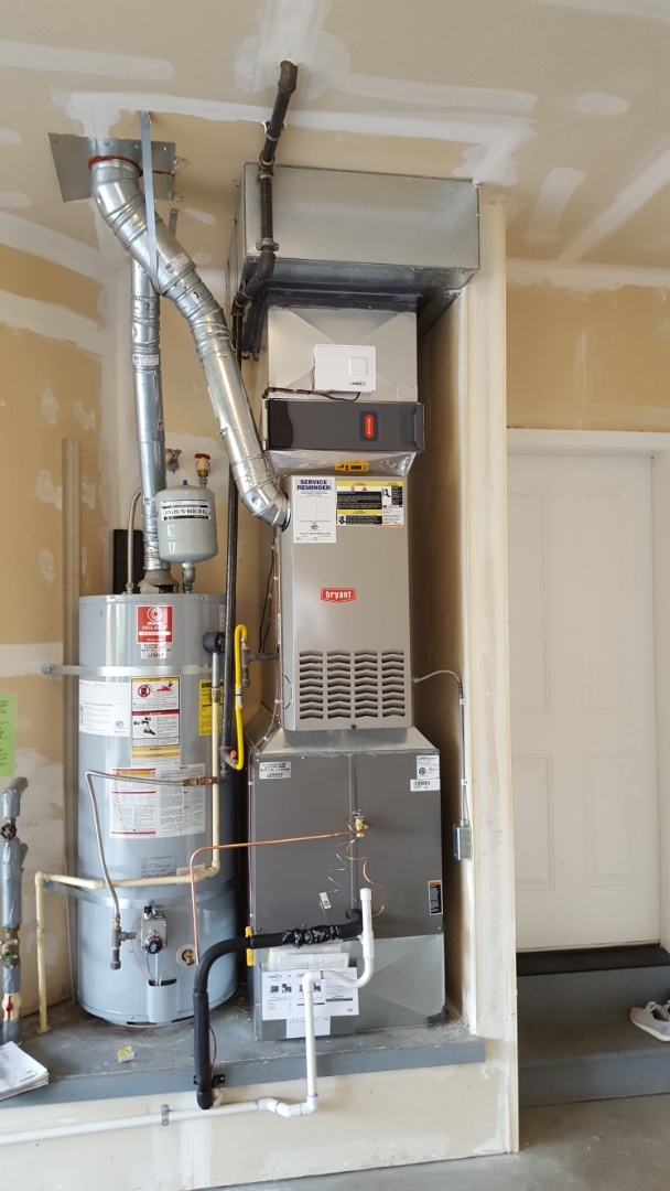 Lake Stevens, WA - Installed Lennox heat pump for customers in Bothell today happy to have more efficient heating and cooling system