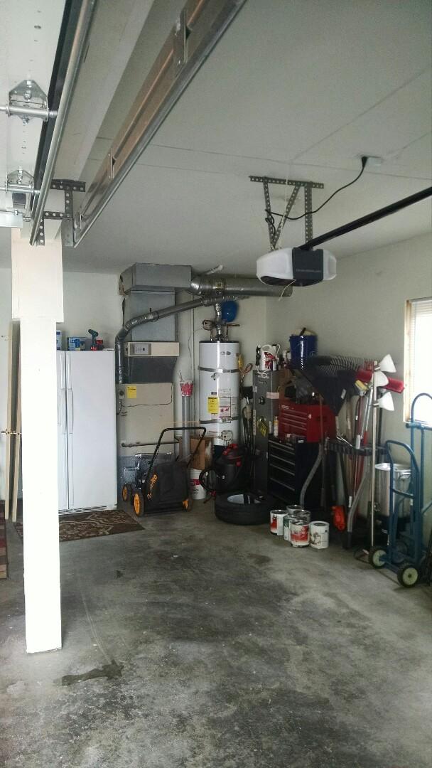 Lynnwood, WA - Installation of Lennox Heat Pump in Lynnwood