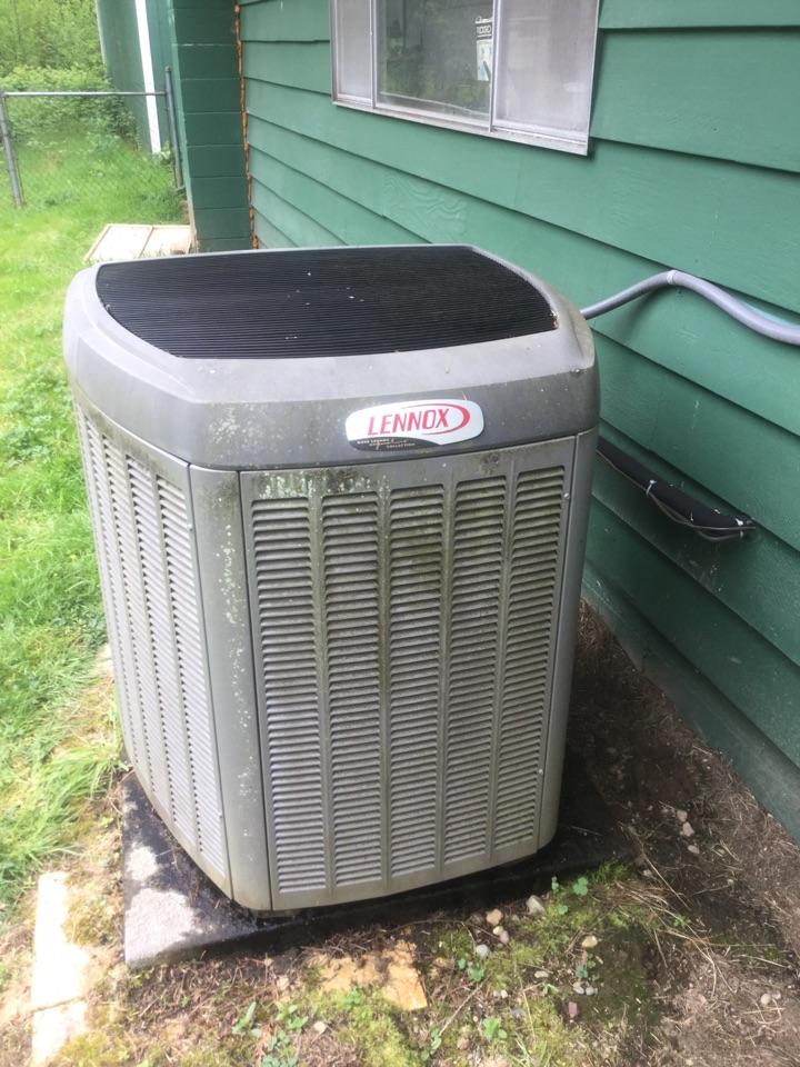 Lennox heat pump repair Snohomish