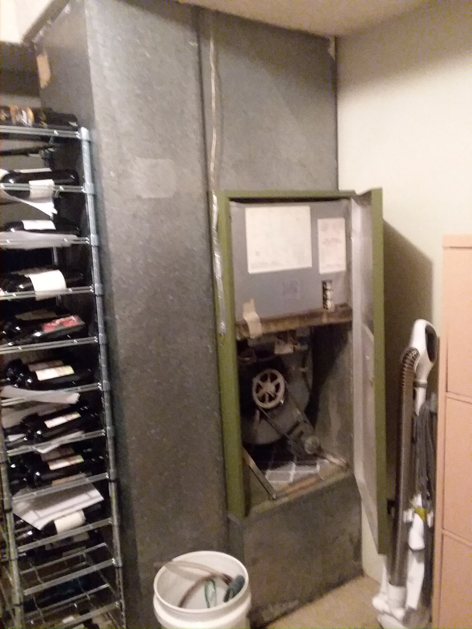 Edmonds, WA - Swapping from electric to a 96% gas furnace