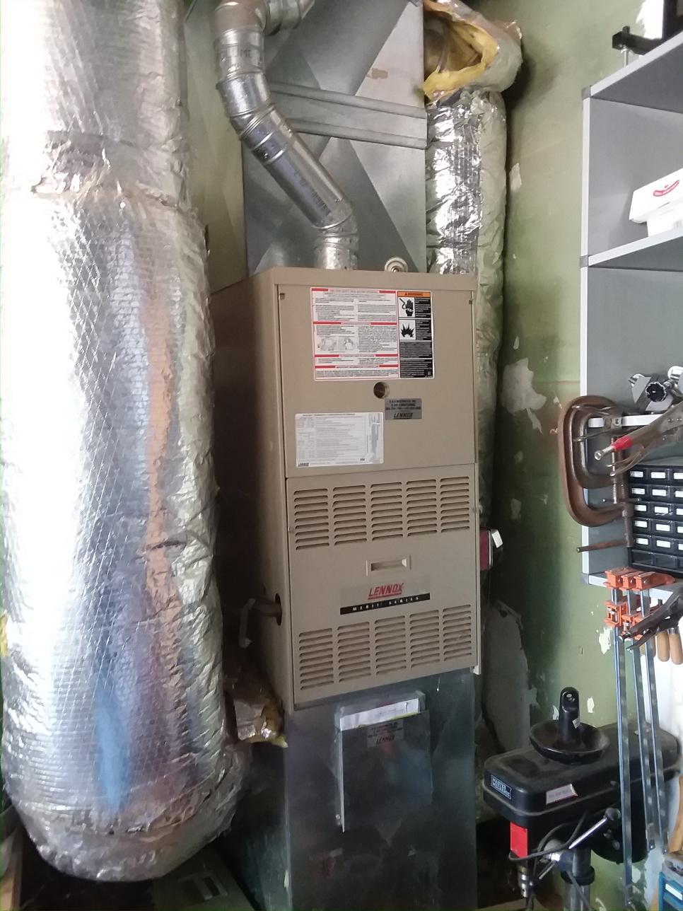 Snohomish, WA - Replace 80% propane furnace and add heat puml