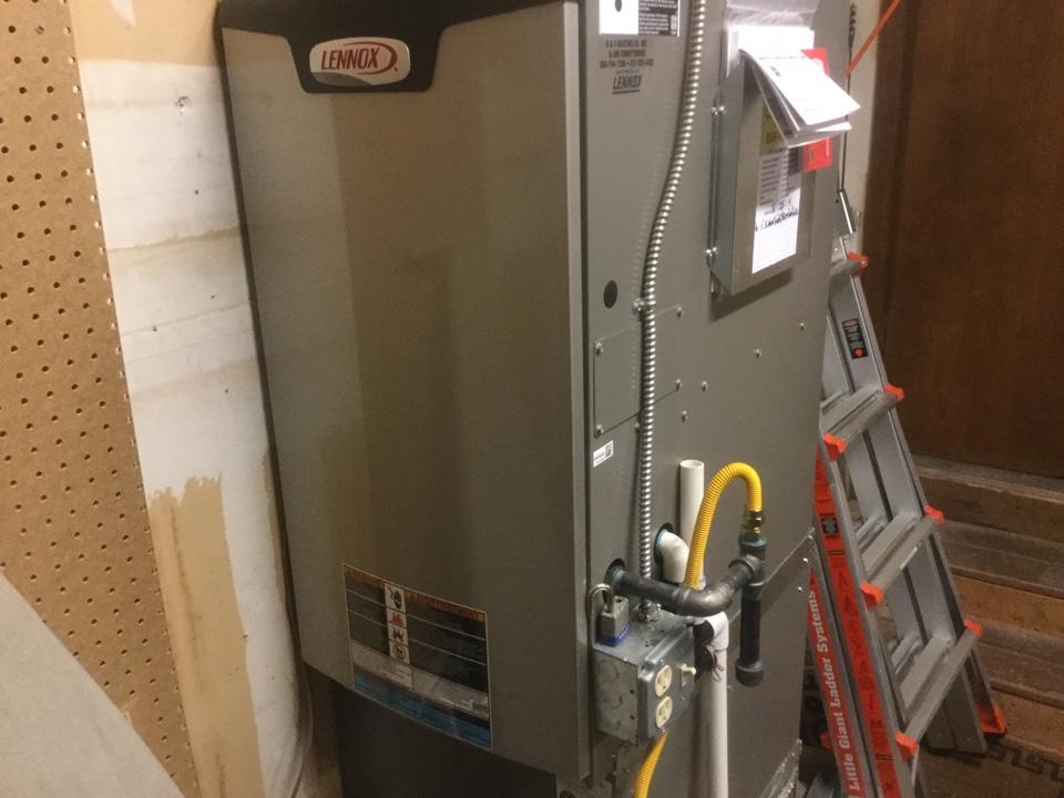 Monroe, WA - Lennox gas furnace maintenance Monroe