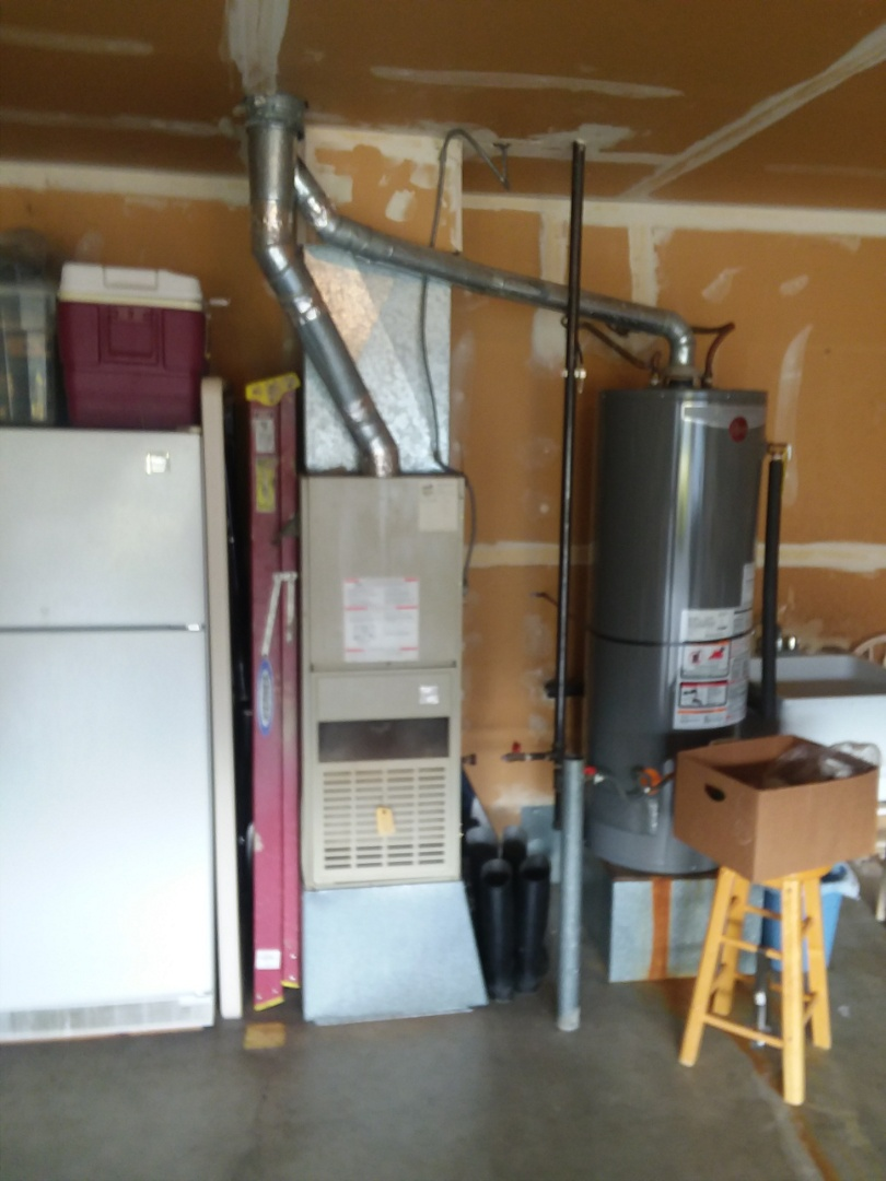 Mukilteo, WA - Installation of Lennox Air conditioning in Mukilteo