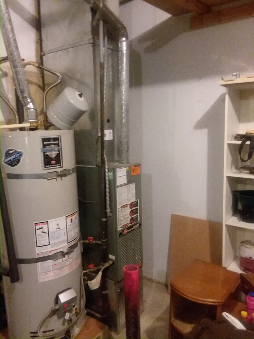Lake Stevens, WA - Repairing Rheem furnace in Snohomish.