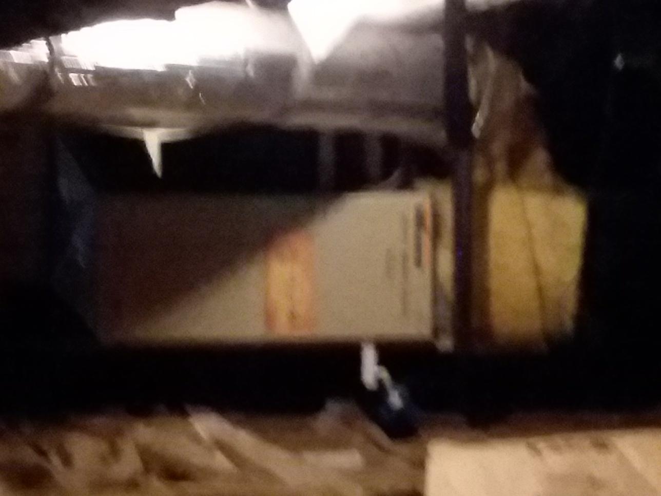 Shoreline, WA - Install new 90% gas furnace in crawl space