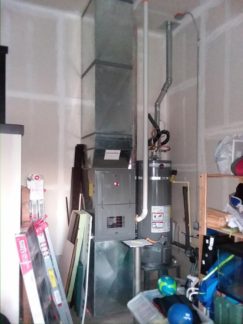 Bothell, WA - Installation of Lennox Heat Pump in Mill creek