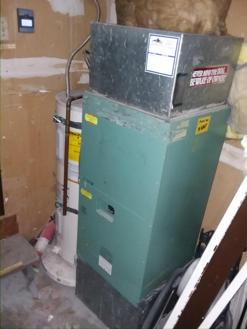 Bothell, WA - Installation of Lennox Heat Pump in Bothell