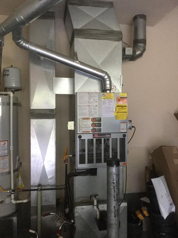 Mukilteo, WA - Bryant gas furnace service mukilteo