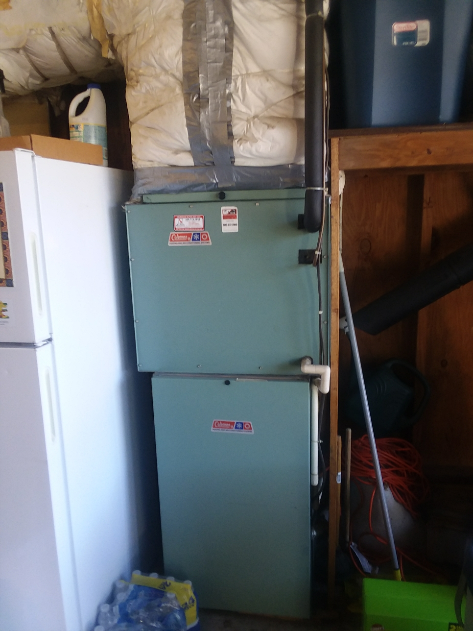 Bothell, WA - Estimate on a variable speed heat pump electric air handler