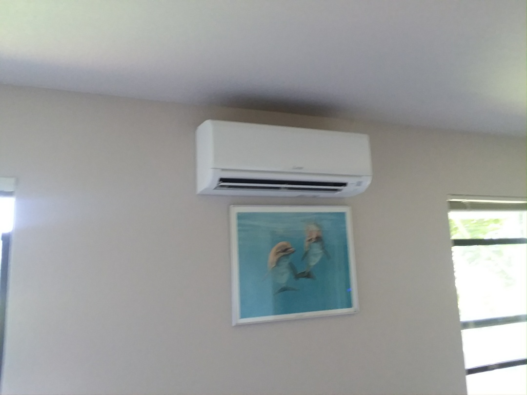 Mukilteo, WA - Mitsubishi ductless heat pump install
